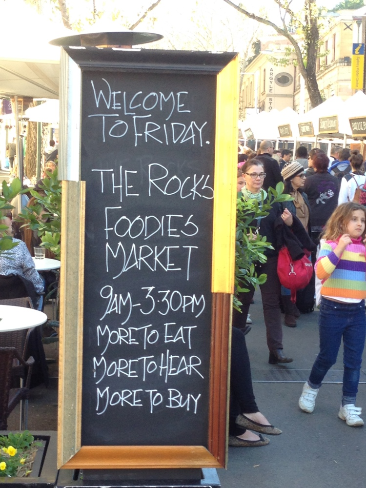 Foodies Market - Sydney (3/6)