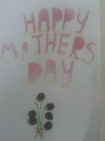 Card made by Nandini